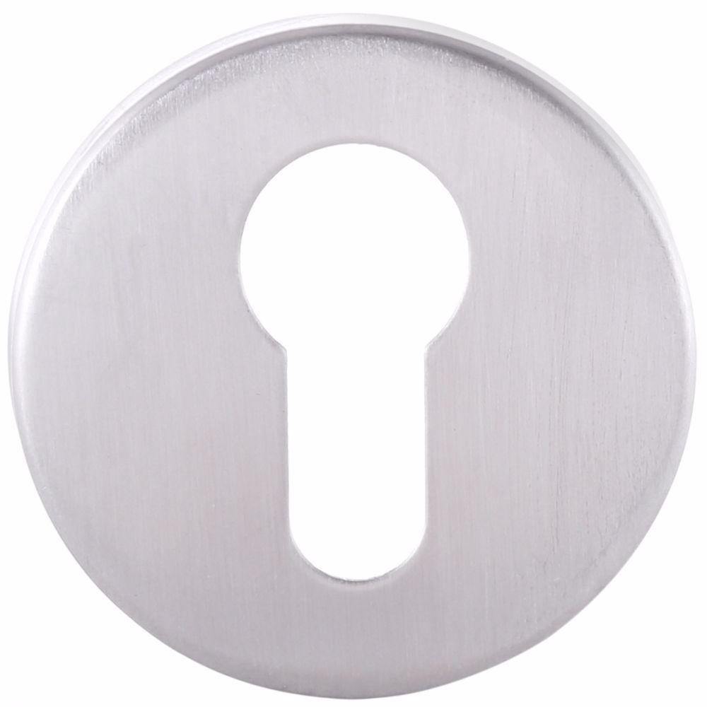 Euro Profile Door Key Hole Escutcheon