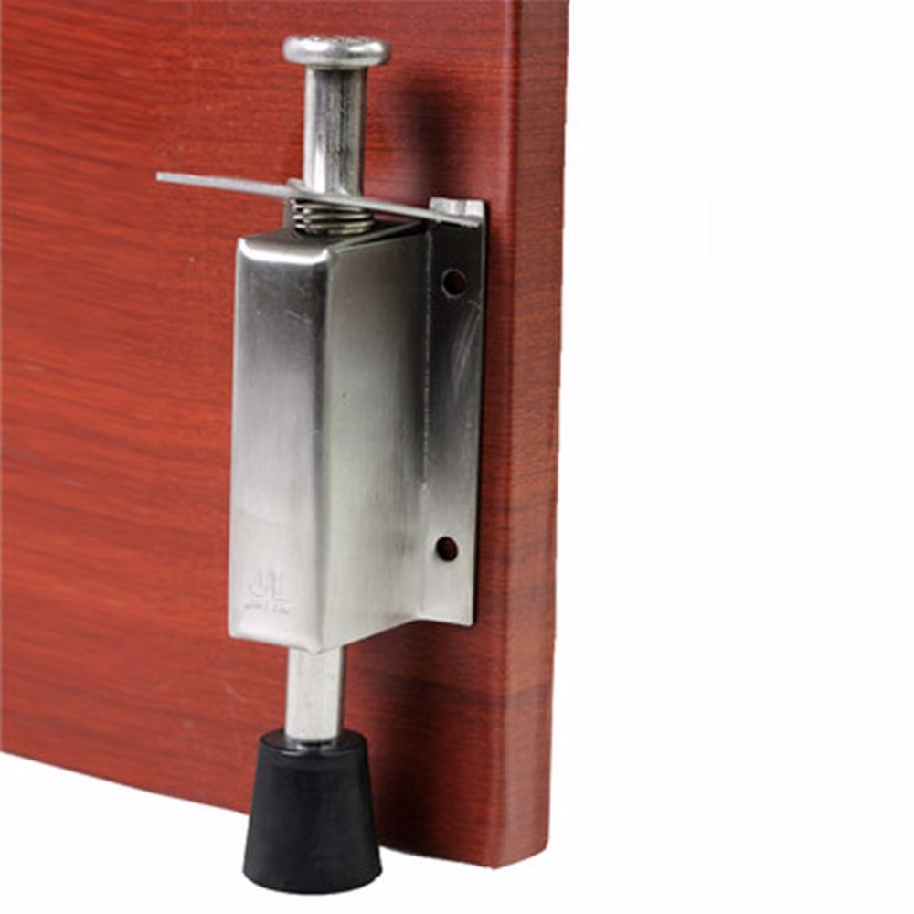Dorfit DTDS035 Stainless Steel Foot Operated Door Stopper