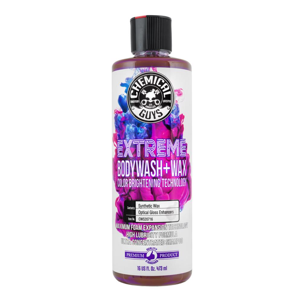 Chemical Guys Extreme Body Wash & Synthetic Wax 16oz