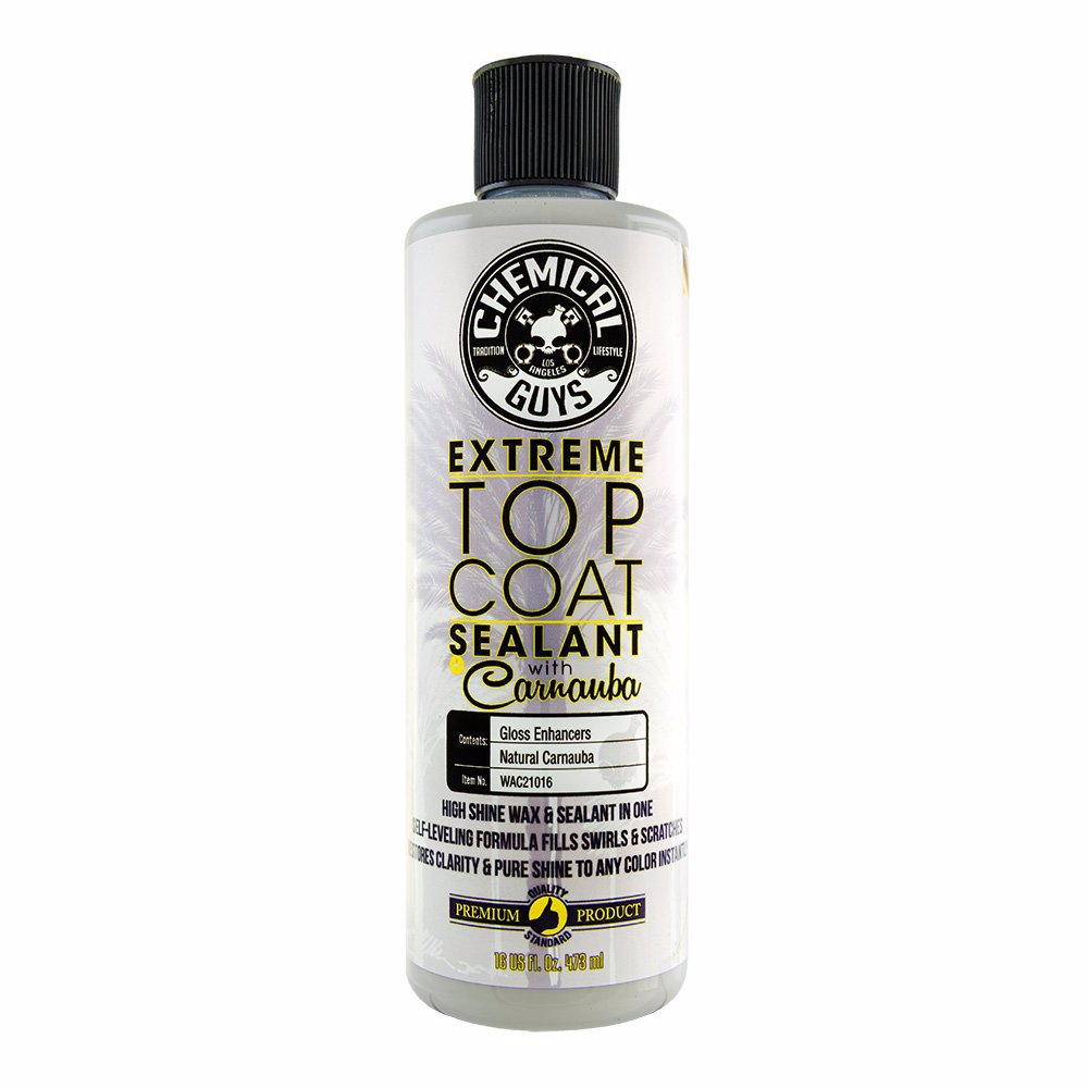Chemical Guys Extreme Top Coat Wax and Sealant in One 16oz