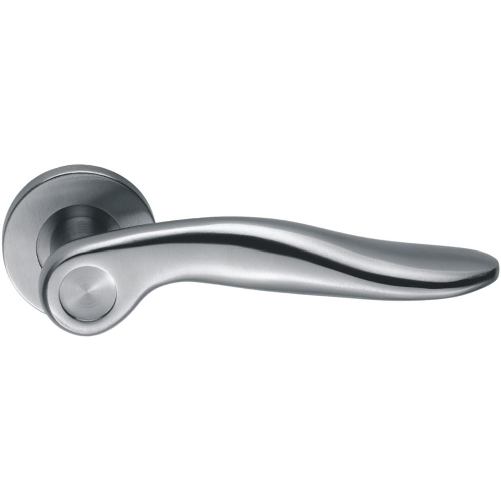 Solid Stainless Steel Door Handle - DTSH025