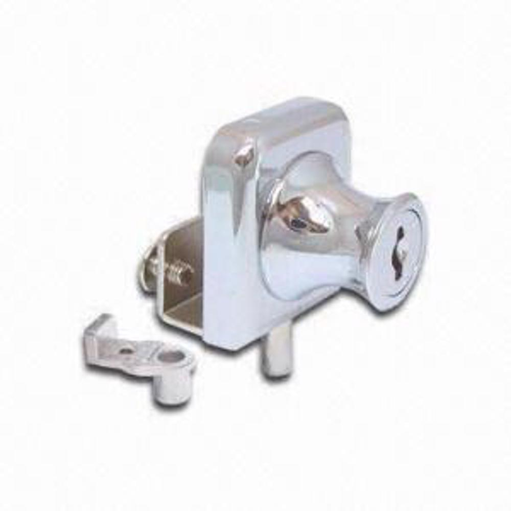 Armstrong 407-2-5 - Cabinet Single Swinging Glass Door Lock