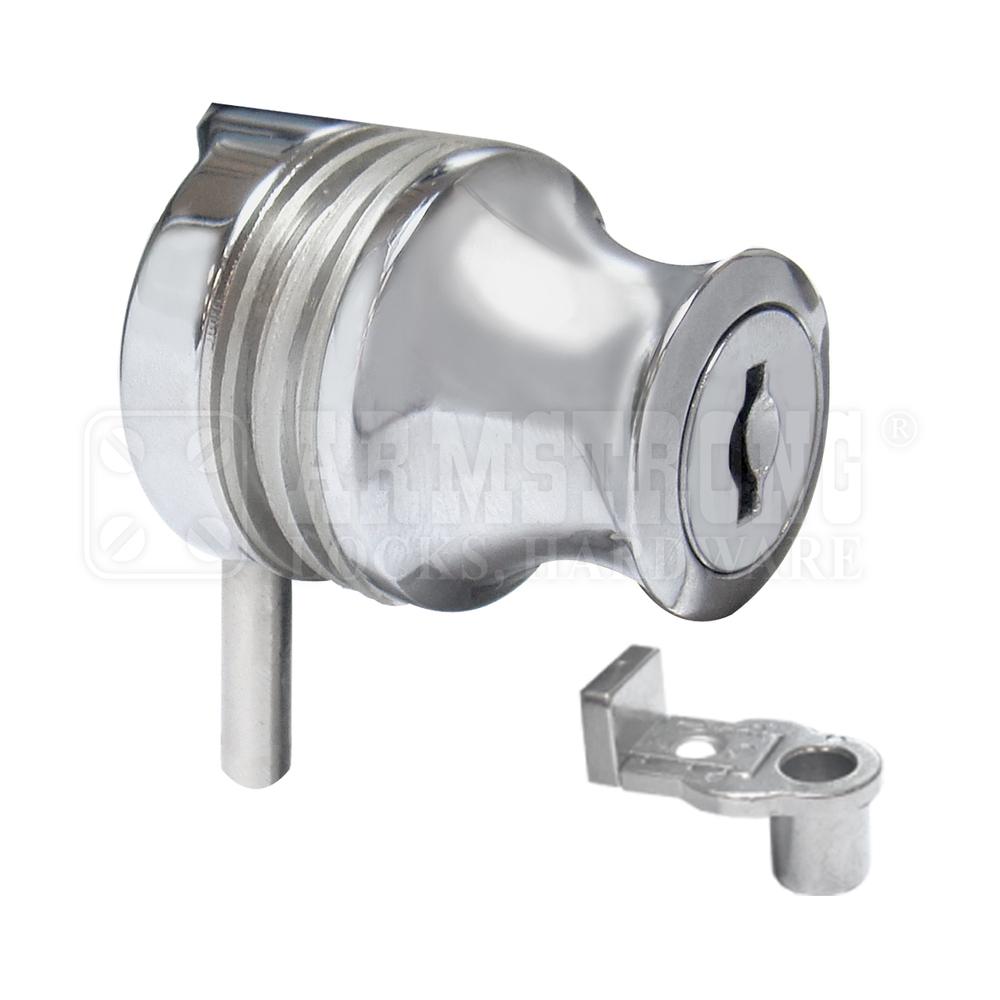 Armstrong 420 - Glass Door Cylinder Lock