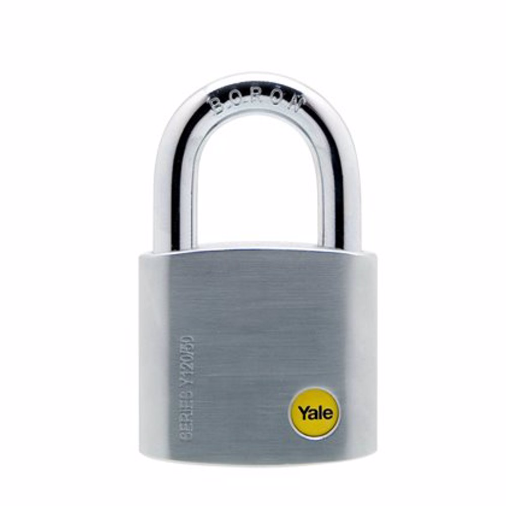 Yale Y210 Brass Padlock 51 mm