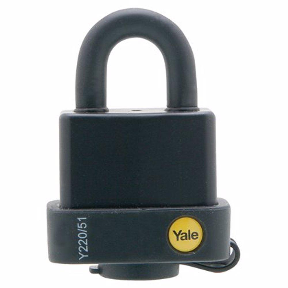 Yale Y220 Weatherproof Padlock 53 mm