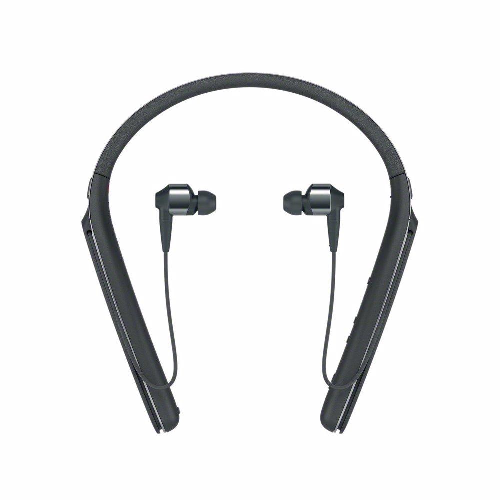 Sony WI-1000X Wireless Noise Cancelling In-ear Headphones-Black