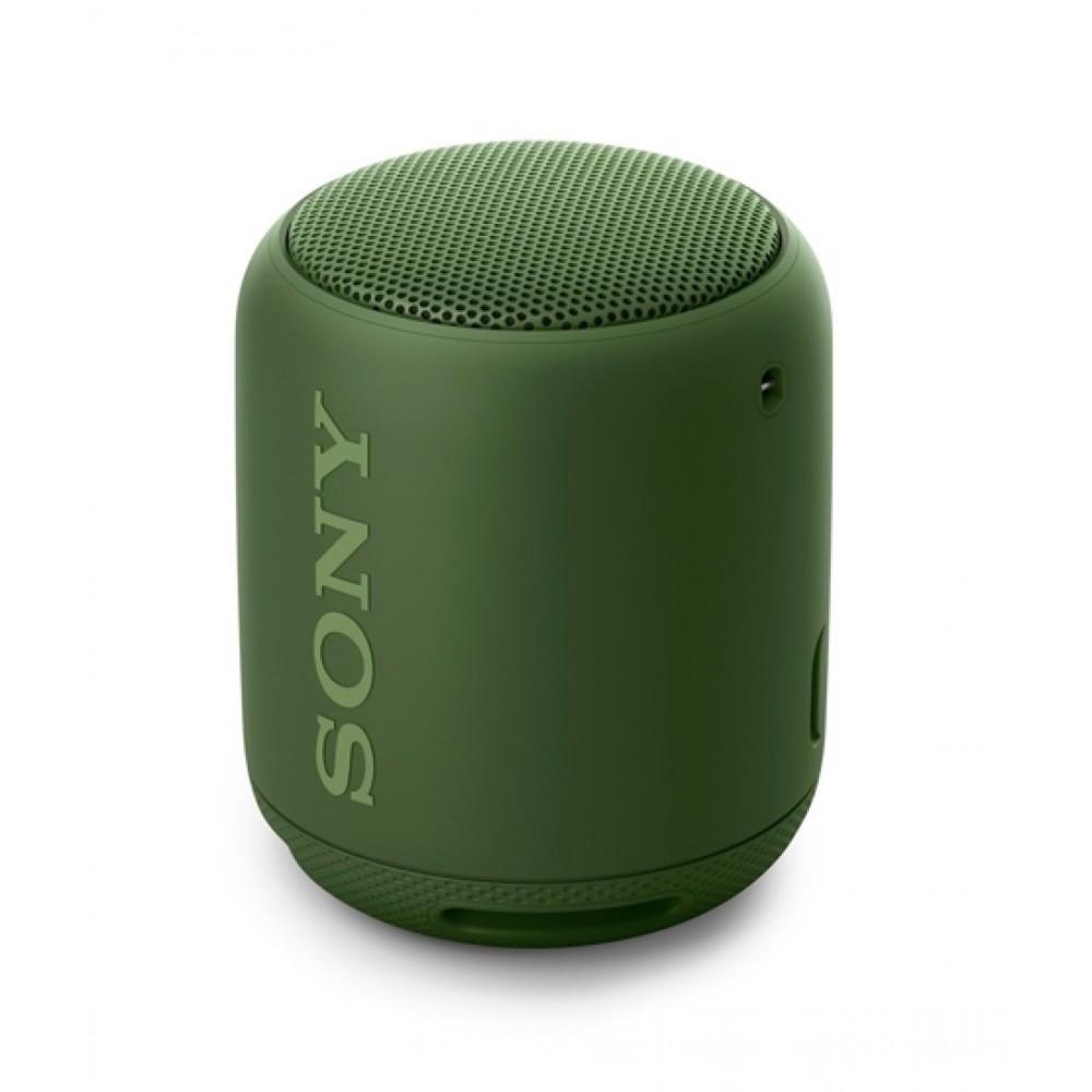 Sony XB10 Extra Bass Portable Bluetooth Speaker-Green