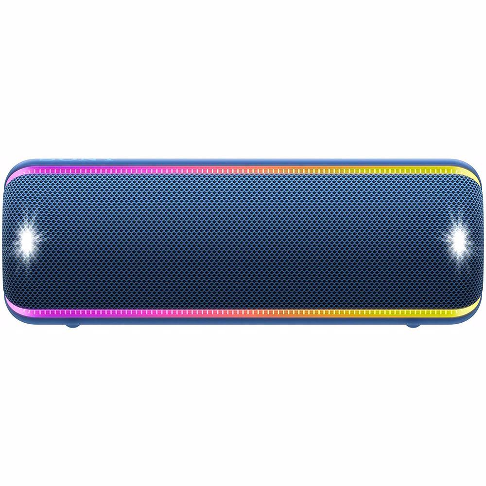 Sony XB-32 Extra Bass Portable Bluetooth Speaker-Blue