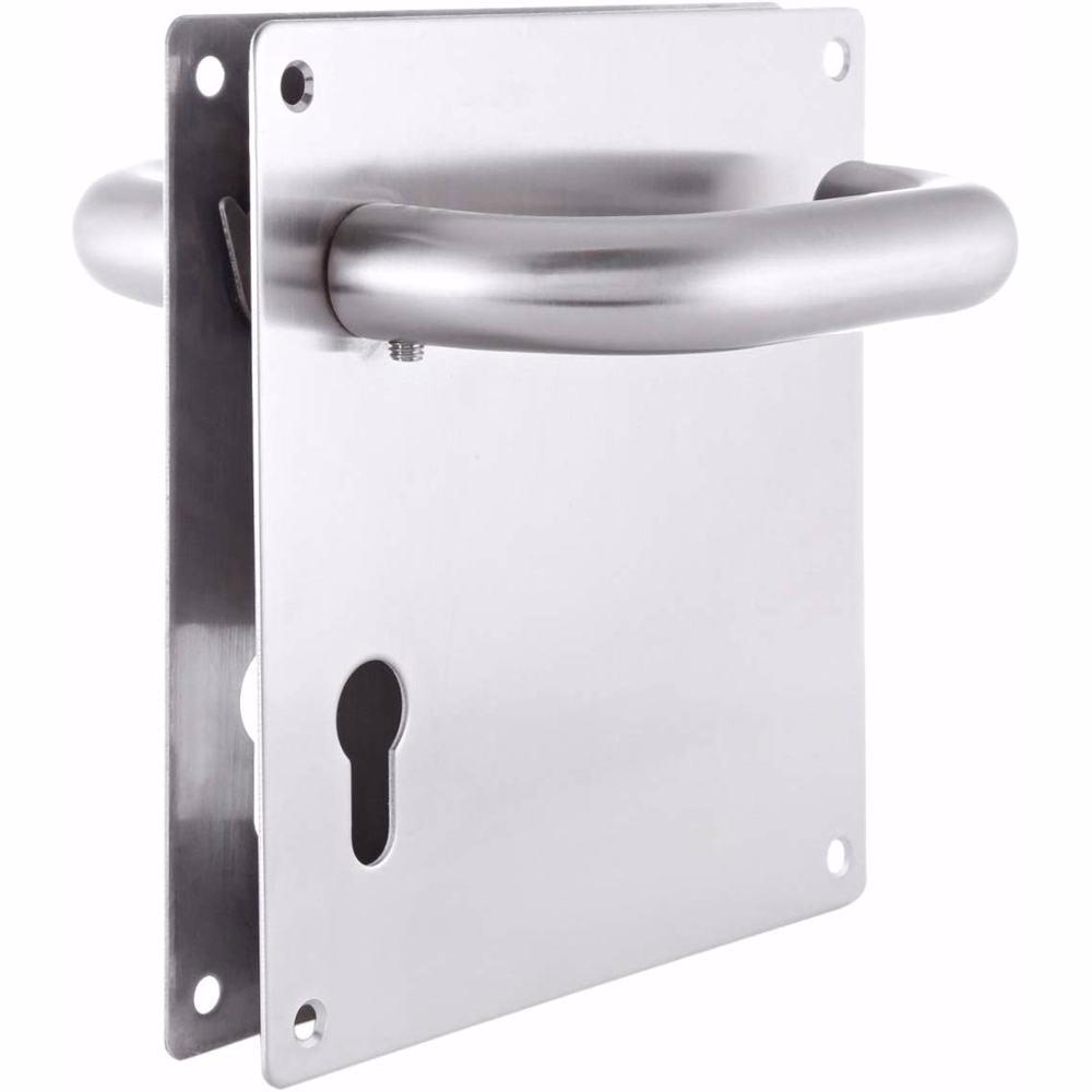Dorfit DTTP001-P-72 Square Plate Lever Door Handle 72 mm