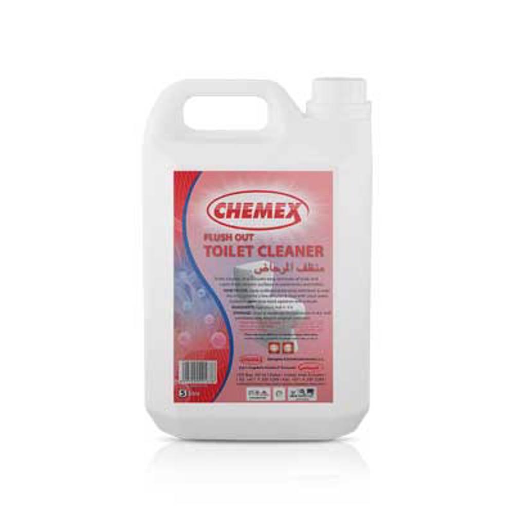 Chemex Flush Out Toilet Cleaner-5 Ltr