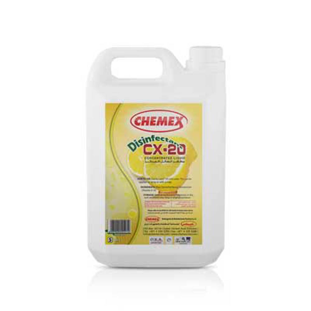 Chemex CX 20 Disinfectant-5 Ltr