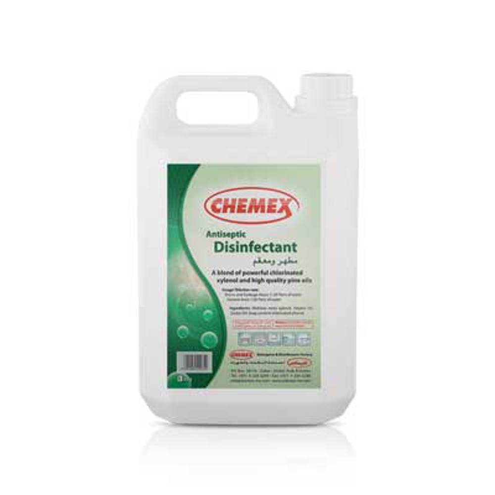 Chemex Antiseptic Disinfectant-5 Ltr