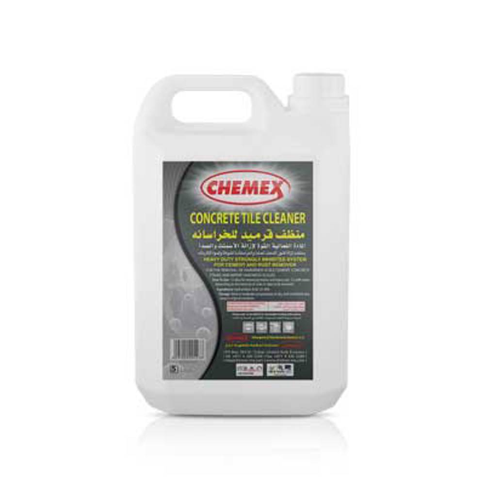 Chemex Concrete Tiles Cleaner-5 Ltr