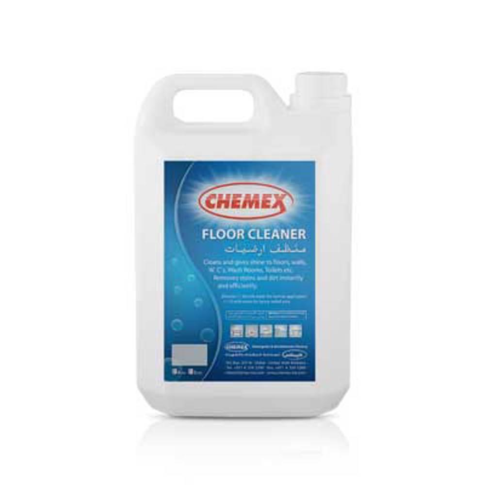 Chemex - Floor Cleaner -4 Ltr (4 pieces)