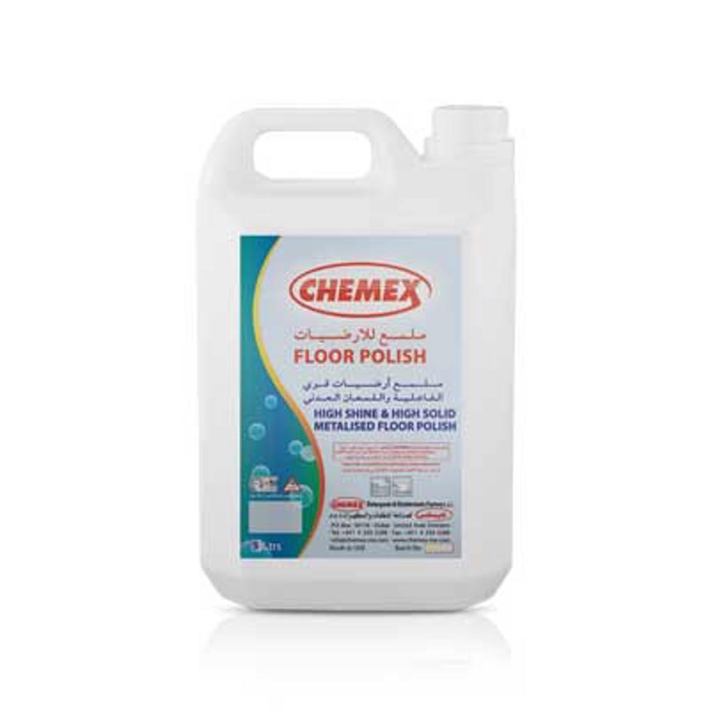 Chemex - Floor Polish - 5 Ltr (4 pieces)