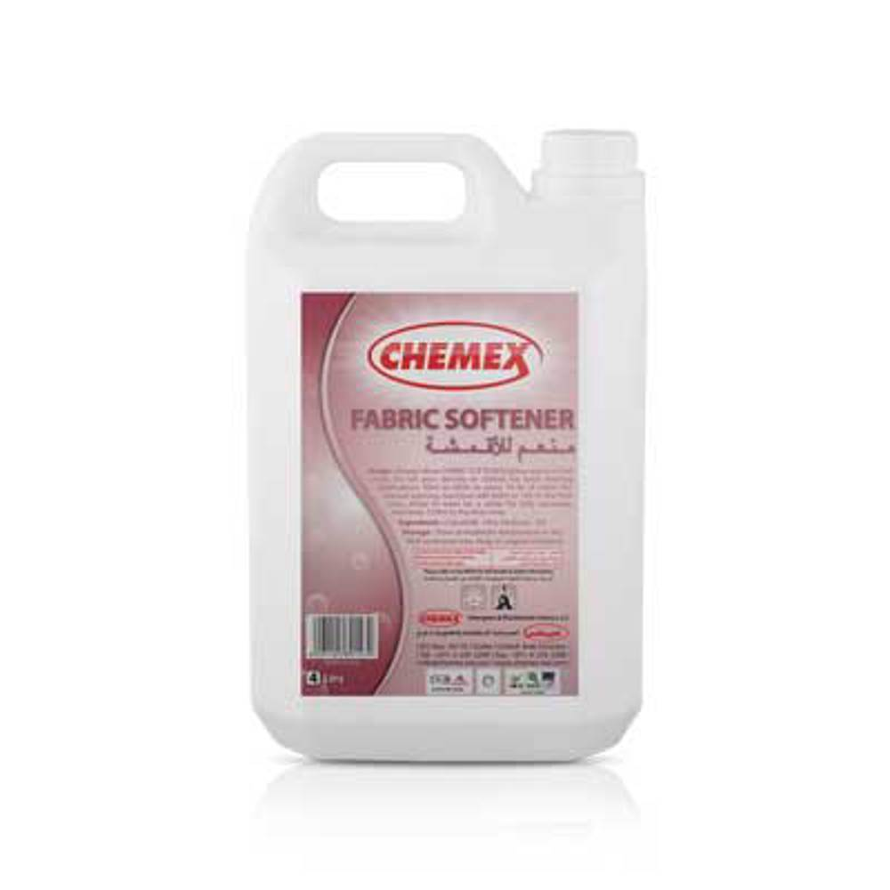 Chemex Fabric Softner-5 Ltr