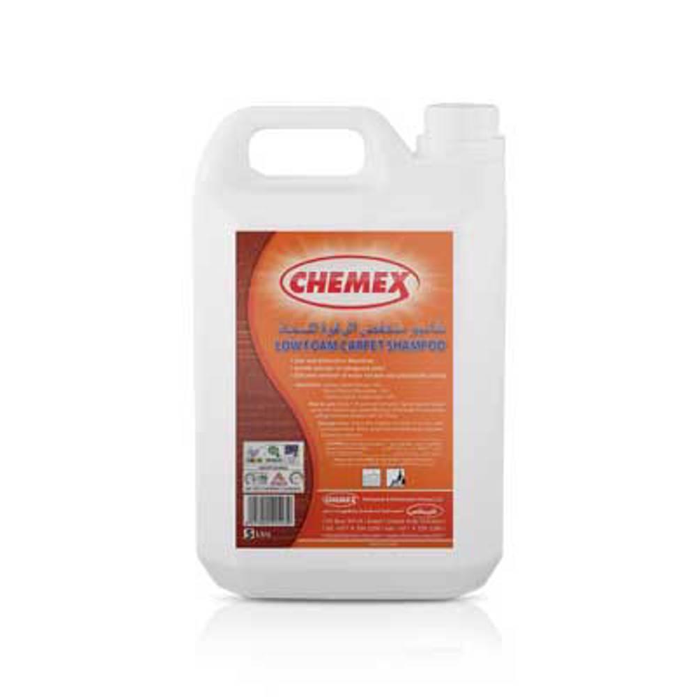 Chemex Carpet Shampoo Low-Foam-5 Ltr