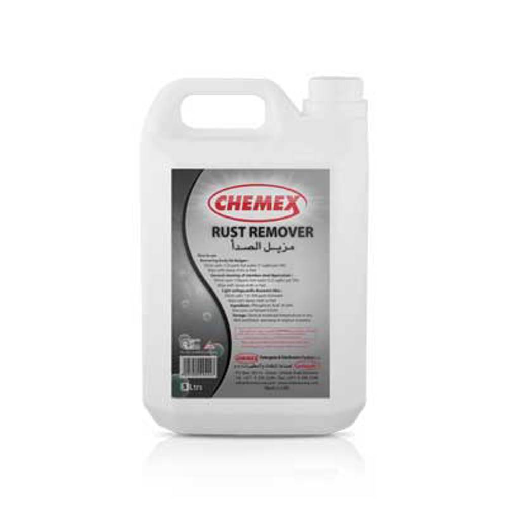 Chemex Rust Remover-5 Ltr