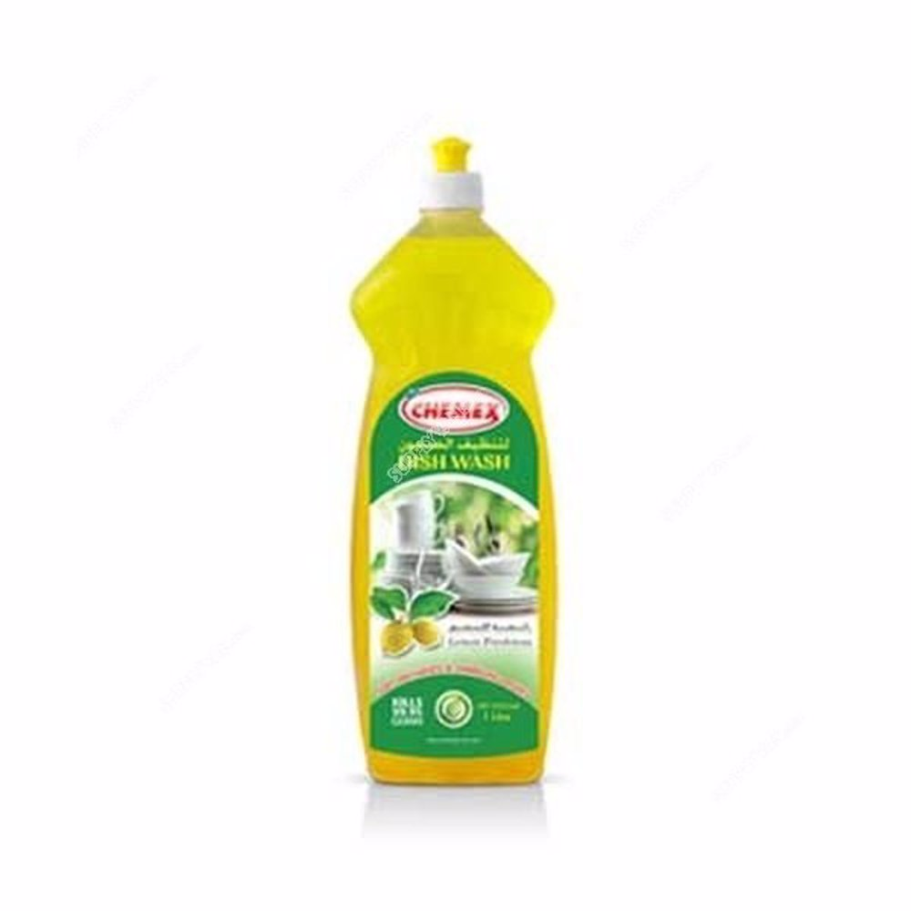 Chemex Dishwash Liquid Regular-5 Ltr