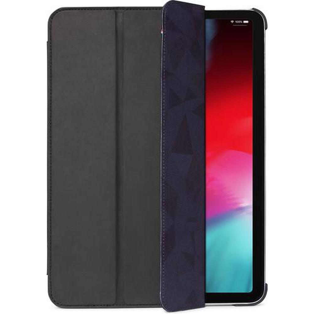 DECODED Leather Slim Cover for 11-inch iPad Pro - Black
