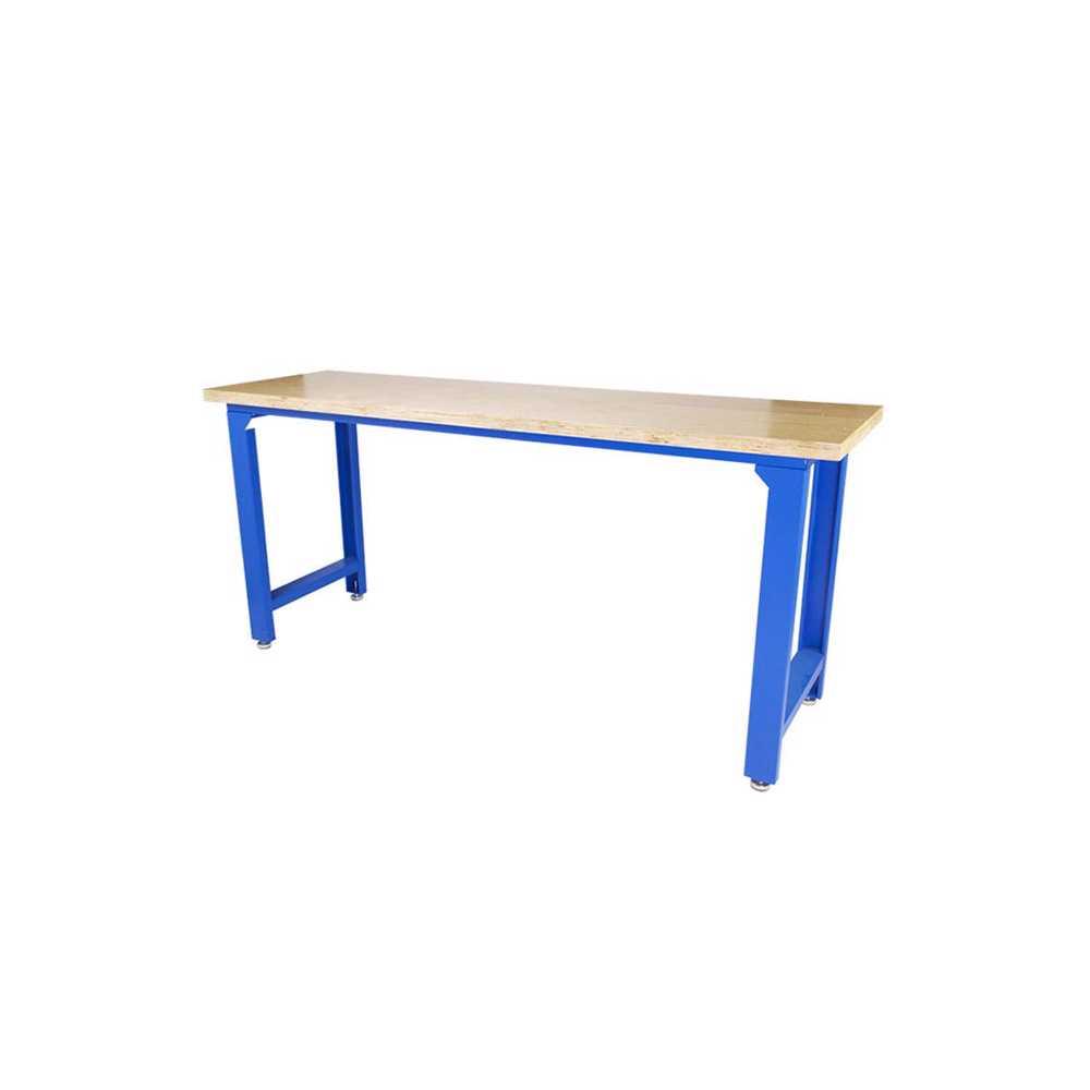 GAZELLE - G2602 79 Inch Solid Wood Top Workbench
