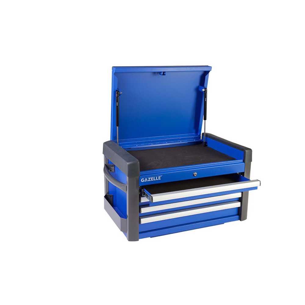 GAZELLE - G2907 28 Inch 7-Drawer Rolling Tool Cabinet