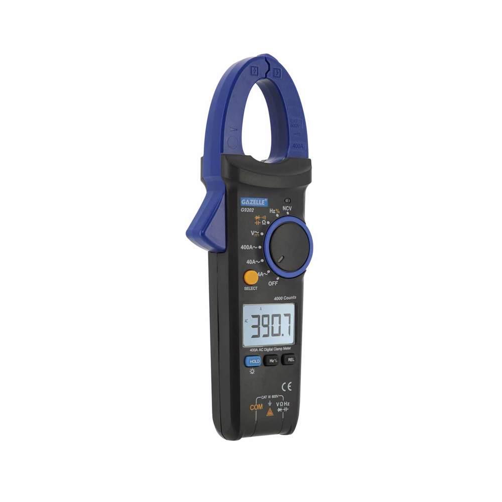 GAZELLE - 400A Digital Clamp Meters
