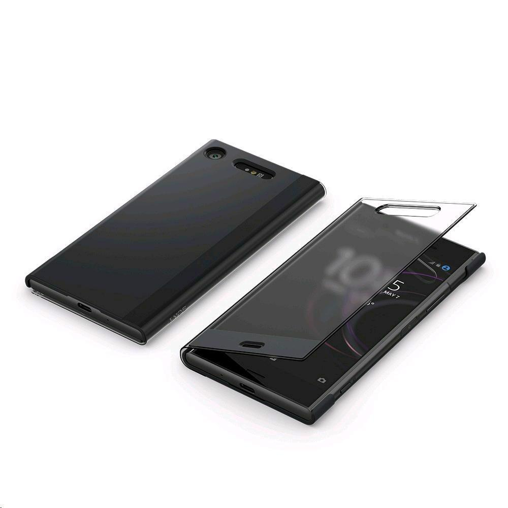 SONY Xperia XZ1 Style Cover Touch Black