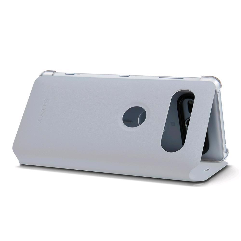 SONY Style Cover Stand for Xperia XZ2 Compact Gray