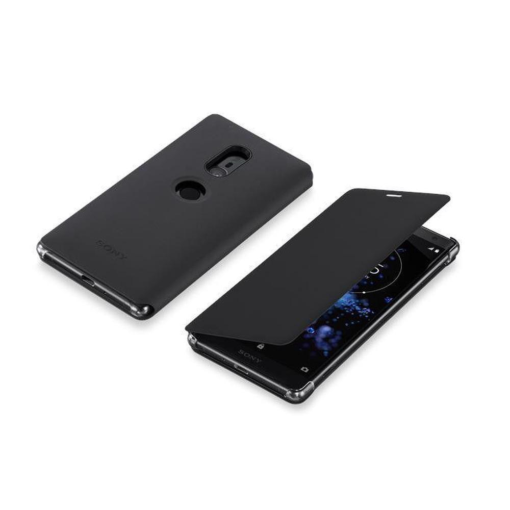 SONY Style Cover Touch for Xperia XZ2 Black