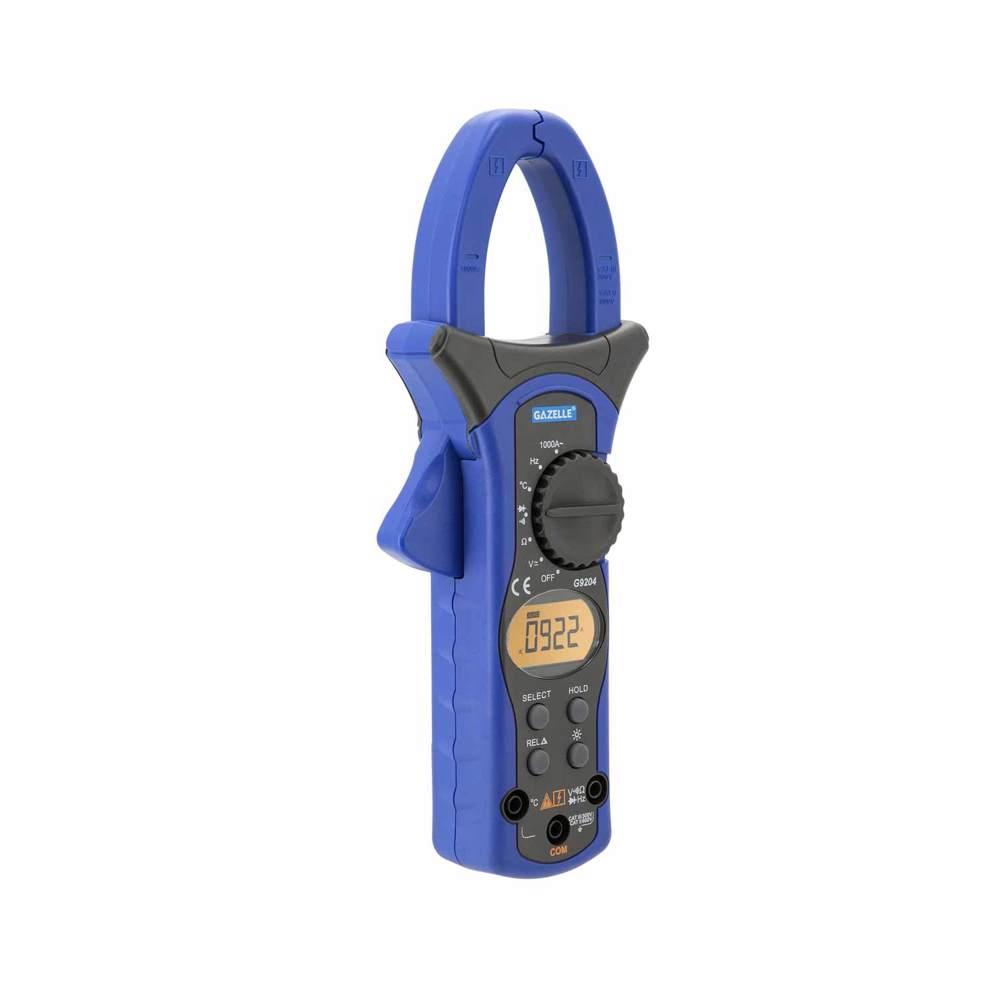 GAZELLE - 1000A Auto Range Digital Clamp Meter