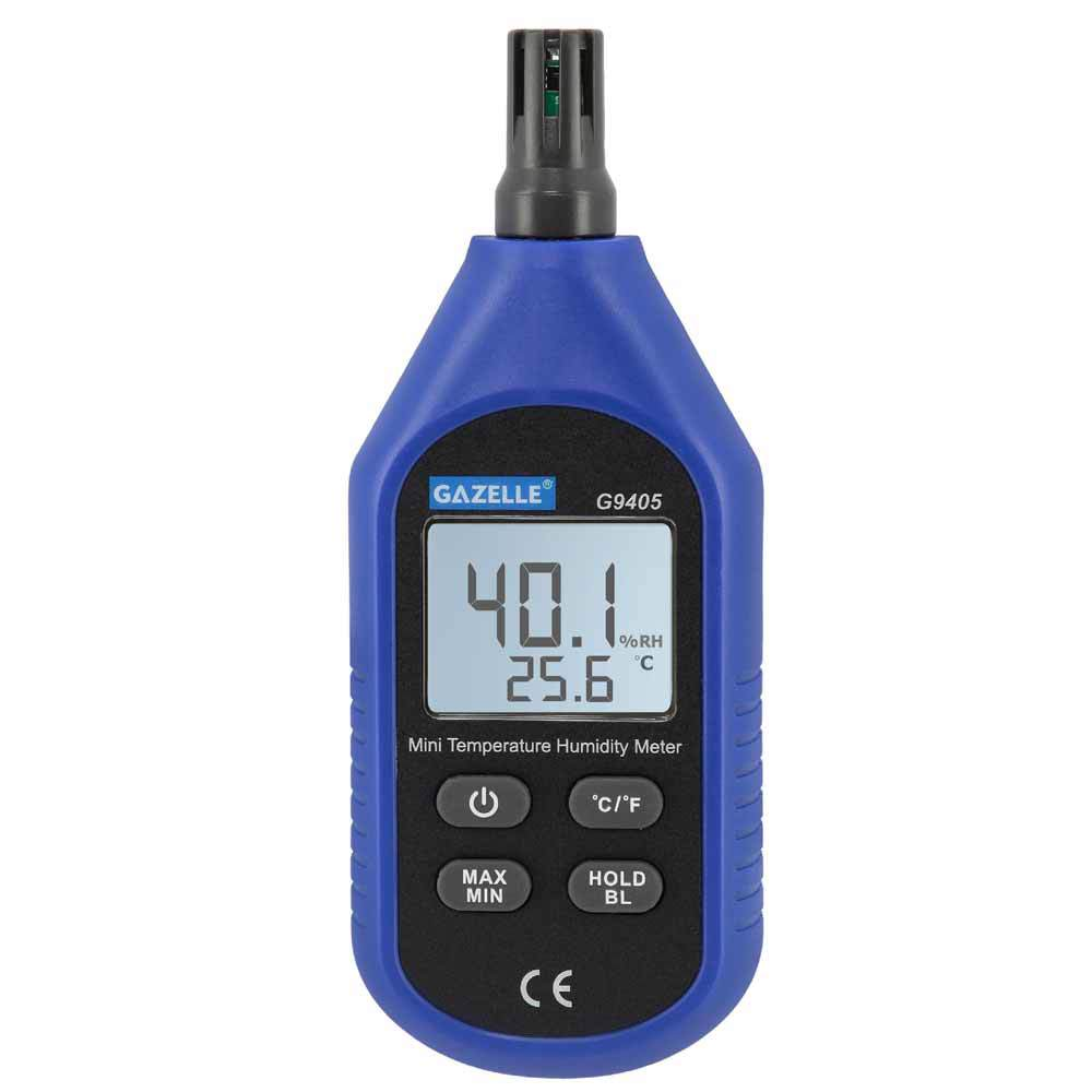 GAZELLE - Mini Temperature Humidity Meter