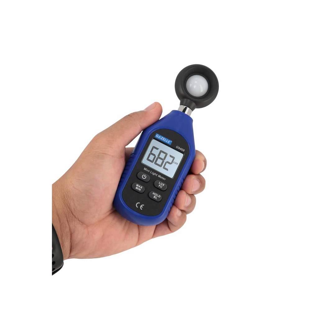 GAZELLE - Mini Light Meter