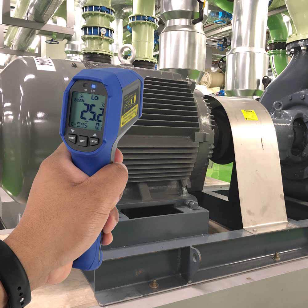 GAZELLE - Professional Infrared Thermometer