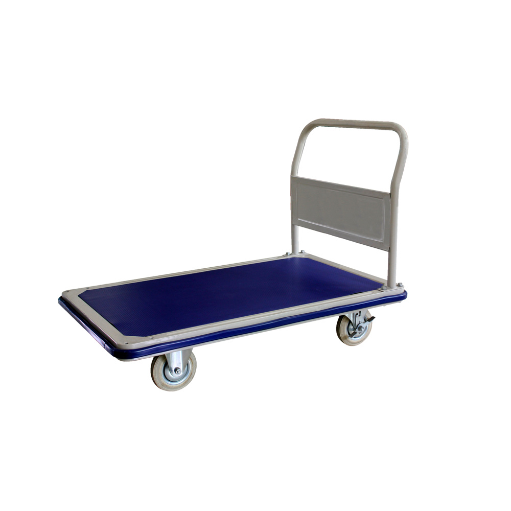 GAZELLE - PlatformTrolley – PU Bed w/Folding Handle