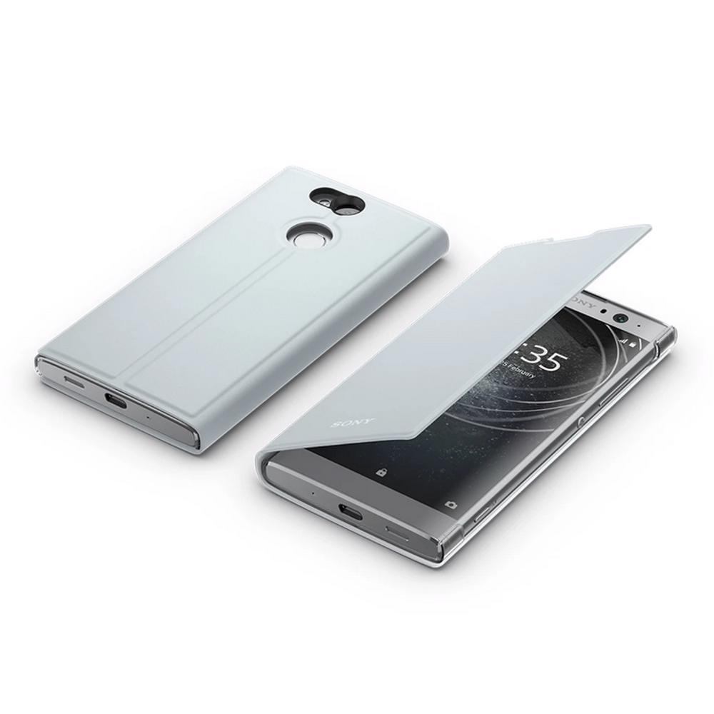 SONY Style Cover Stand For Xperia XA2 Silver