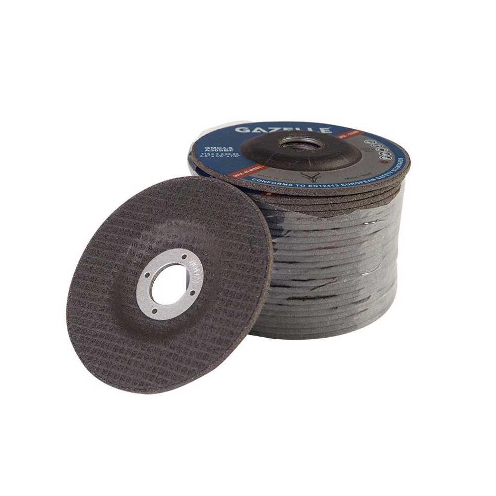 GAZELLE - Metal Cutting Disc 4in – 100 x 3 x 16 mm