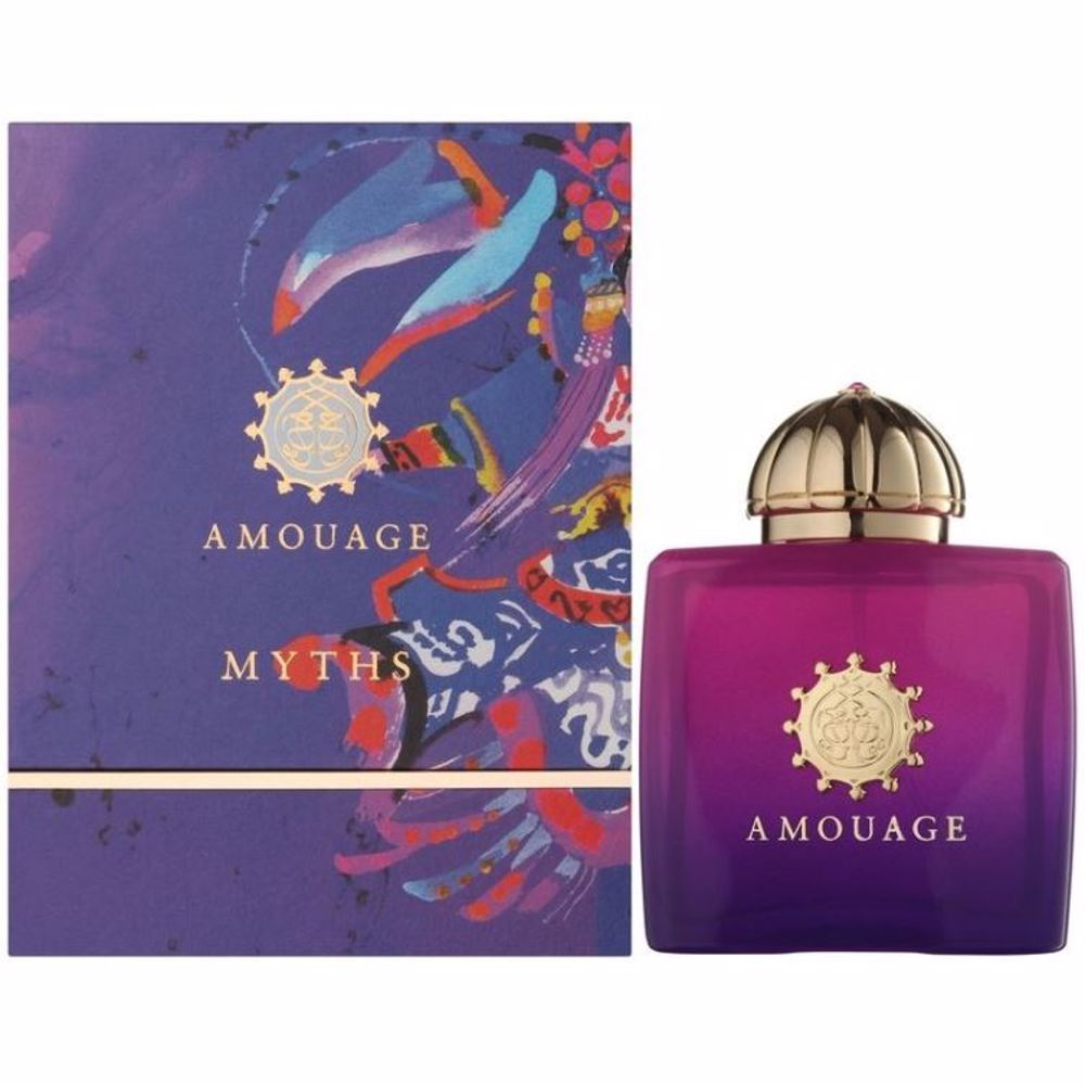 Amouage Myths (W) Edp 100Ml