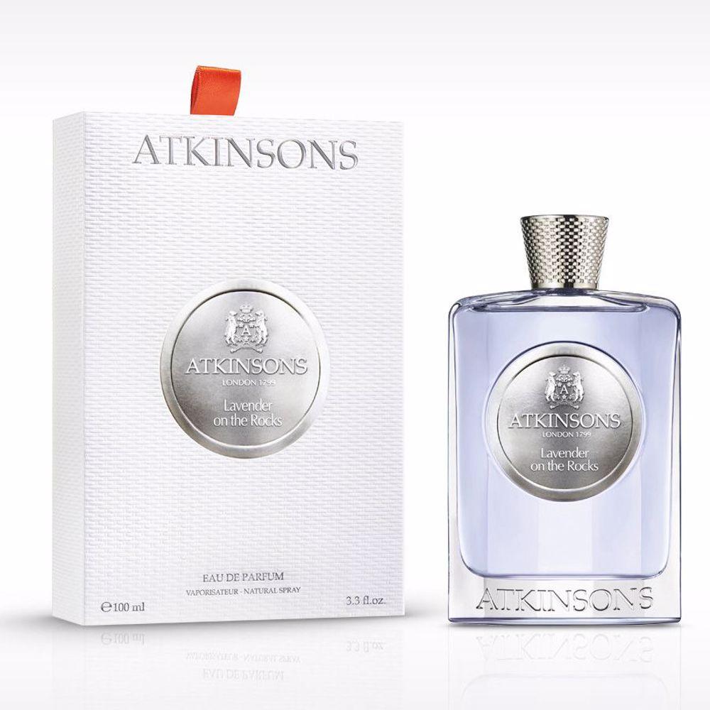 Atkinsons 1799 Lavender On The Rocks Edp 100Ml