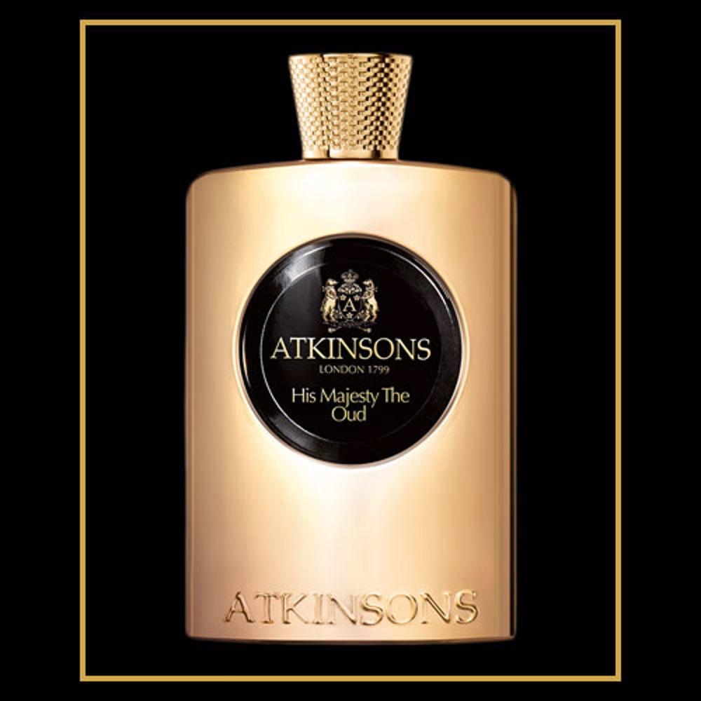 Atkinsons 1799 Majesty The Oud (M) Edp 100Ml