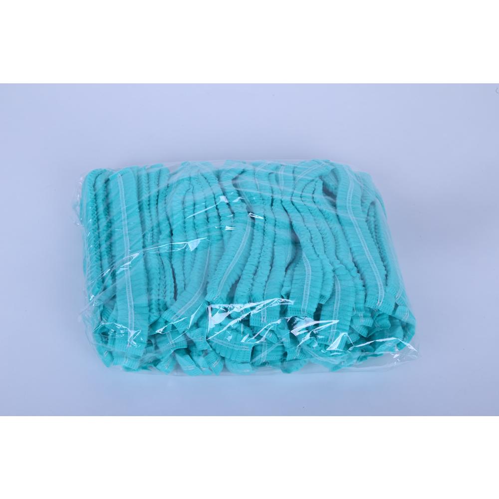 Disposable Hair Caps Blue - 1000pcs