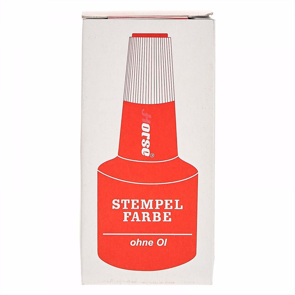 Horse Stamp Ink - Red -1 Pc