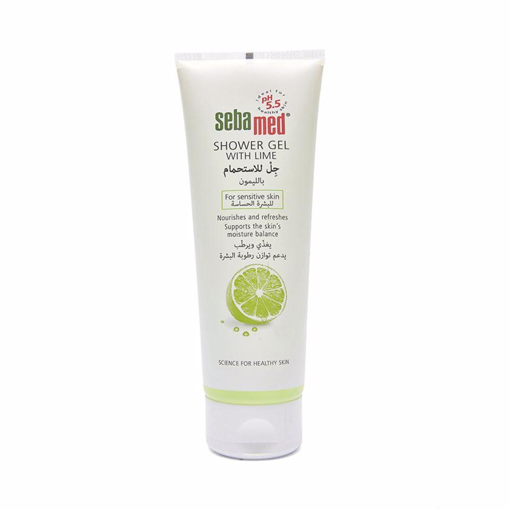 Sebamed Shower Gel With Lime 250Ml