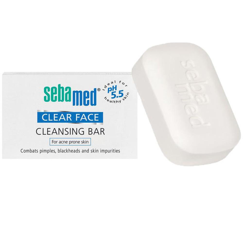 Sebamed Clear Face Cleansing Bar 150G