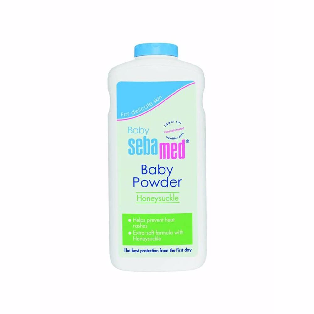 Sebamed Baby Powder 200Gm (Honeysuckle)