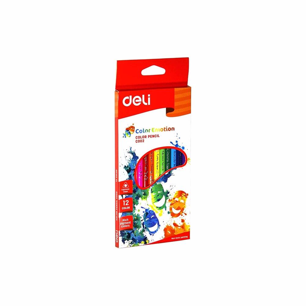 Deli Colored Pencil