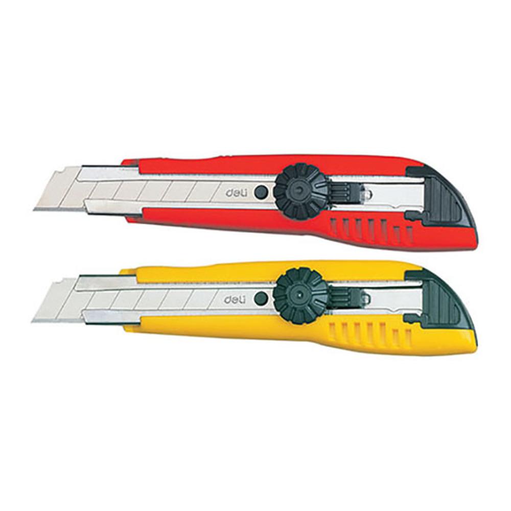 Deli E2032 Cutting Knife (Assorted)