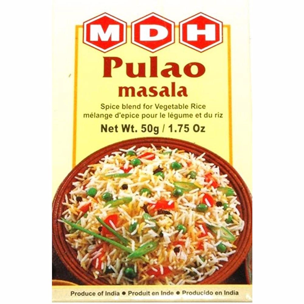 MDH Pulao Masala - 50 gms