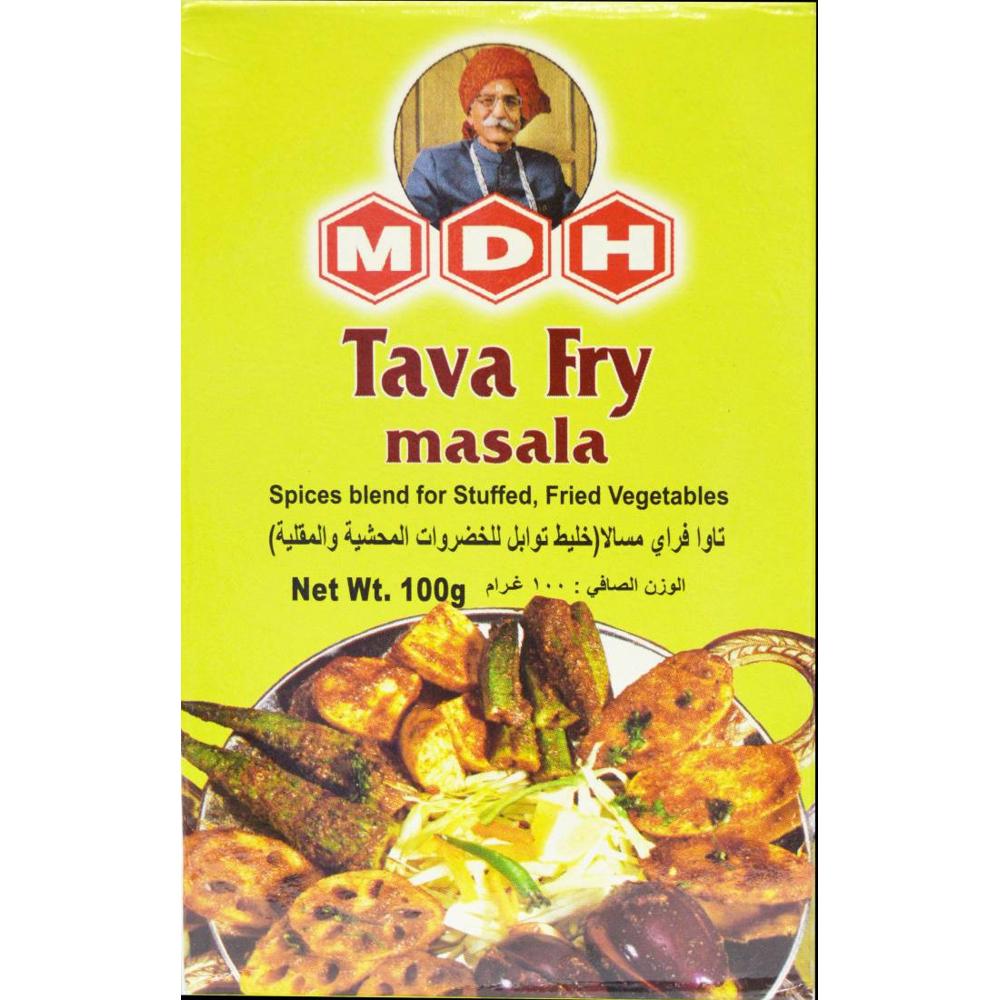 MDH Tava Fry Masala - 100 gms