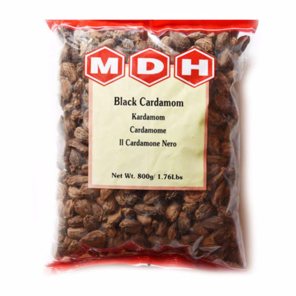 MDH Black Cardamom - 800 gms